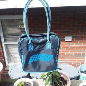 Puma vintage handbag